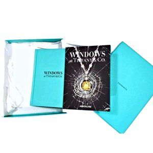 Assouline WINDOWS AT TIFFANY & CO. Book New in Box